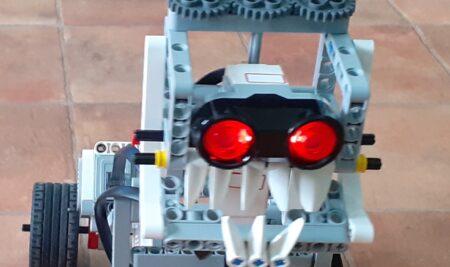 Motivācijas slēdzis – robotika!
